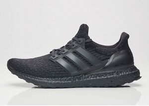 cheap for discount 8ea7b 5d495 Image is loading Adidas-Ultra-Boost-3-0-Triple-Black-BA8920-