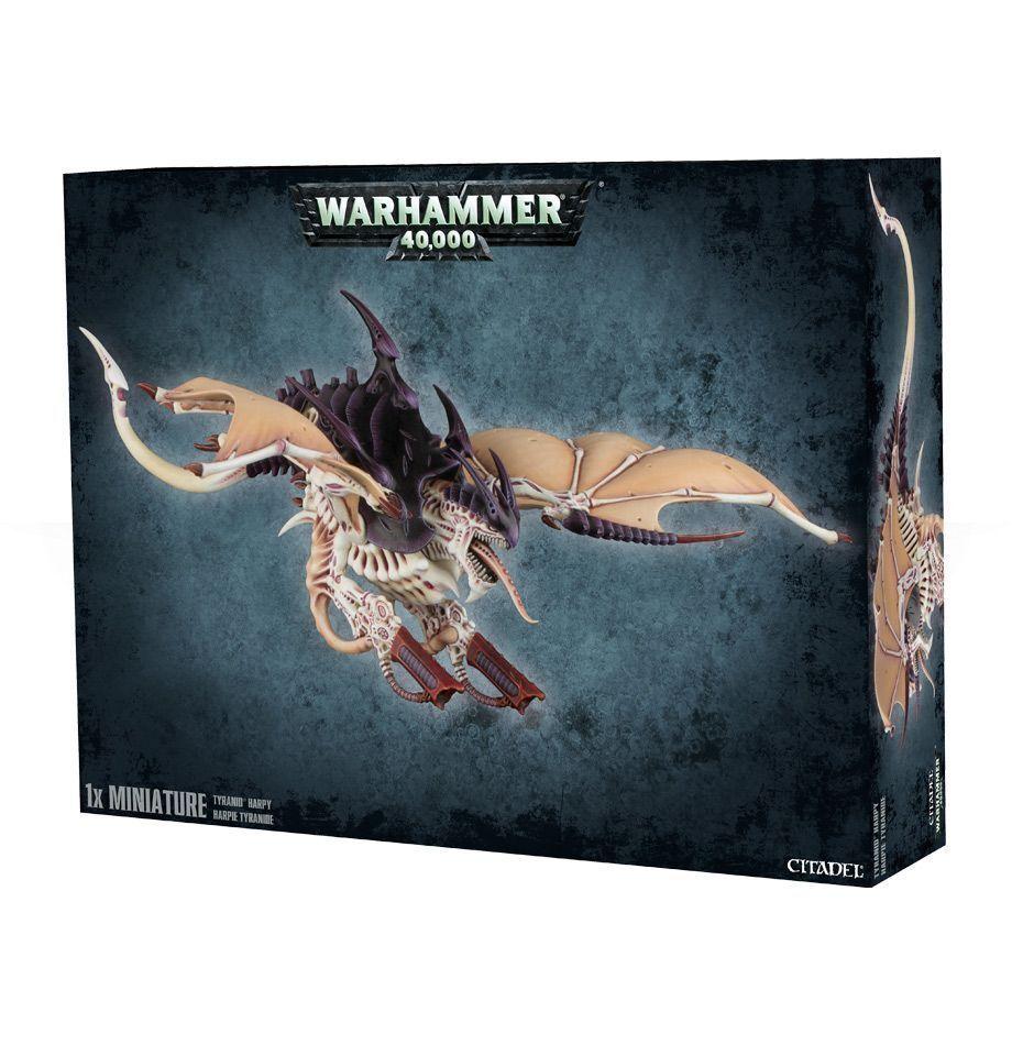 Harpy    Hive Crone Tyranid Warhammer 40K NIB  moda classica