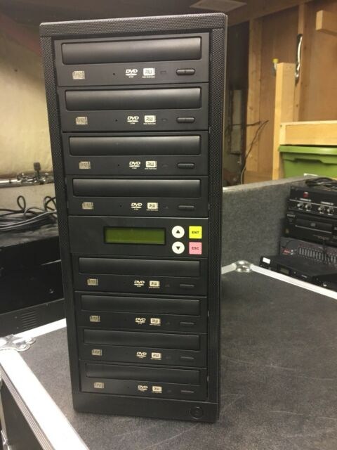 Systor Systems 8x DVD CD duplicator