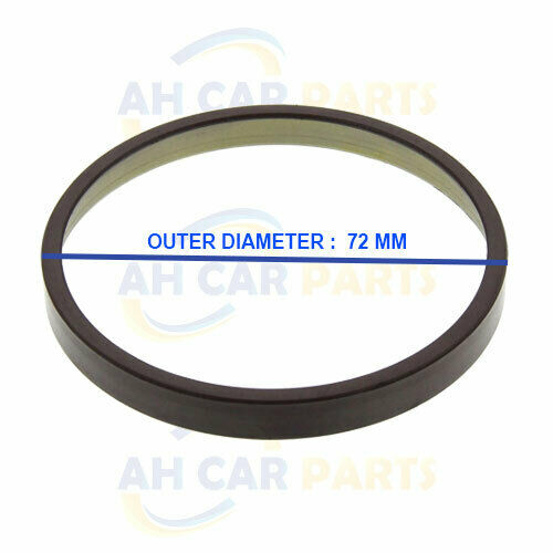 ABS MAGNETIC RING FOR PEUGEOT 206 MAR605 1998-2009 REAR DRUM