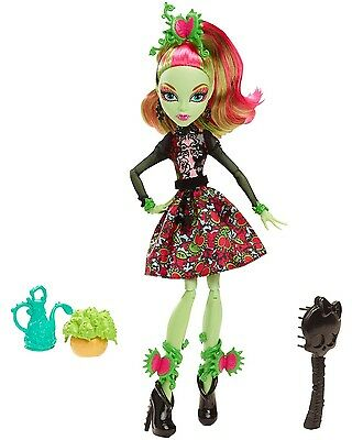 Кукла Венера МакФлайтрап Мрак и цветение Монстр Хай (Monster High)