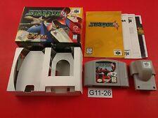 Star Fox 64 w/ Rumble Pack [CIB Complete in Box] (Nintendo 64 N64)