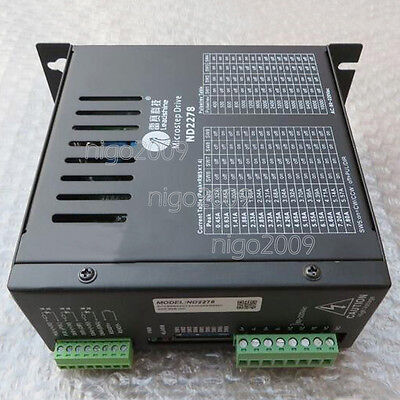 Leadshine M880A 2-Phase Hybrid Stepper Drive 80VDC//7.8A