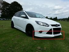 FORD FOCUS 3 MK3 BODY KIT ZETEC S LOOK FRONT AND REAR BUMPER SPOILER SIDE SKIRTS