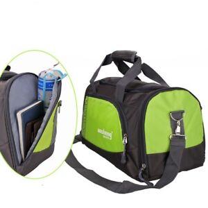 Professional Sport Duffle Travel Gym Bag Outdoor Men Women