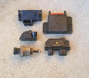 GMC-CHEVROLET-C-K-R-V1500-2500-3500-TRUCKS-TBI-SENSOR-SET-1991-1995-TPS