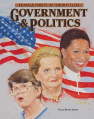 Government and Politics by Veda Boyd Jones