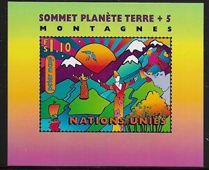 UN-Scott-Geneva-306-Souvenir-Sheet-1997-Complete-Set-FVF-MNH