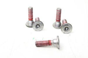 11-17-KAWASAKI-VULCAN-900-VN900-CLASSIC-REAR-BACK-BRAKE-ROTOR-BOLTS-DISC