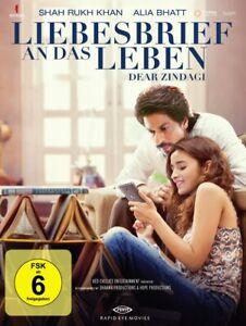 LIEBESBRIEF-AN-DAS-LEBEN-DEA-KHAN-SHAH-RUKH-DVD-NEU