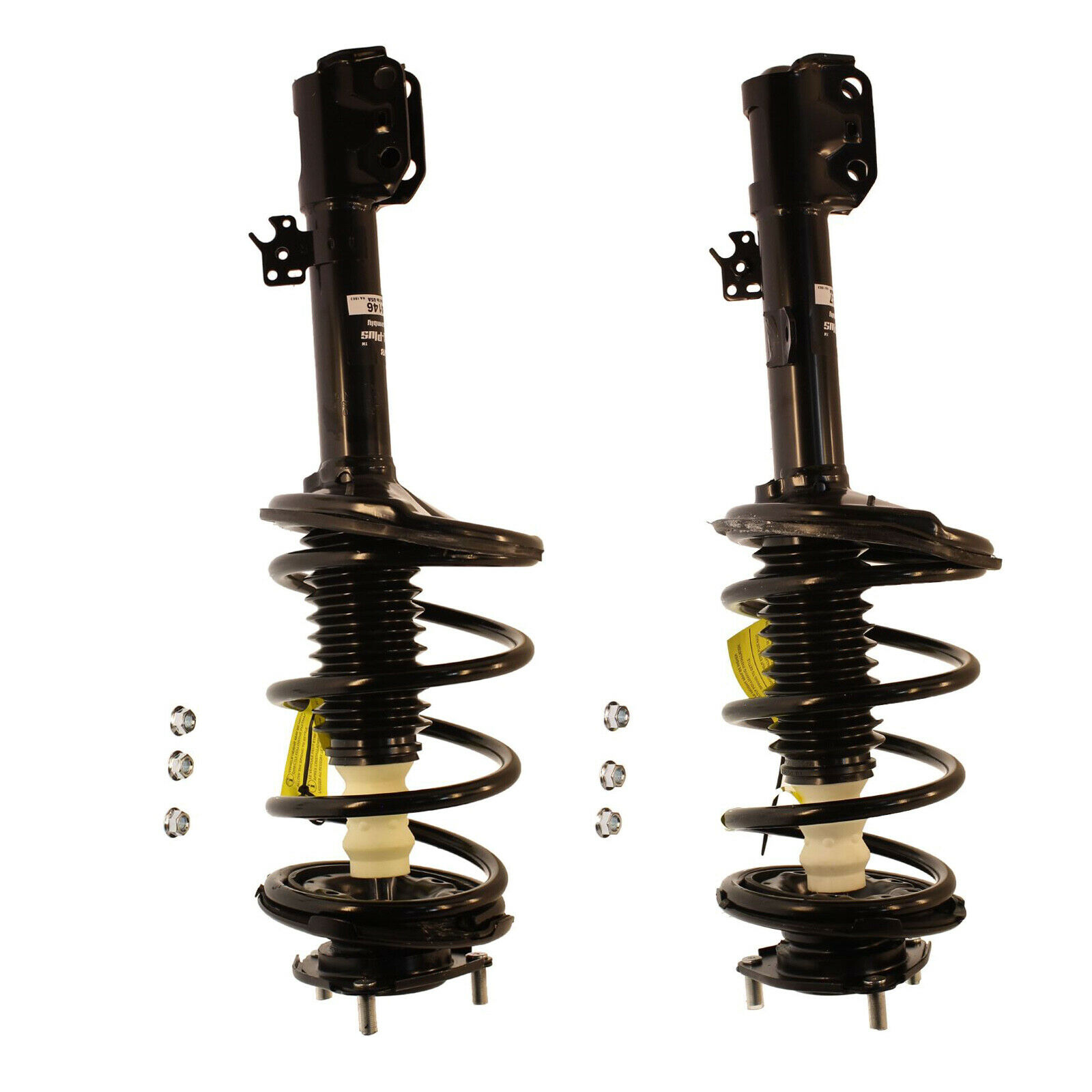 KYB Strut Plus Shock /& Spring Assembly Set for 1998-2002 Honda Accord FWD