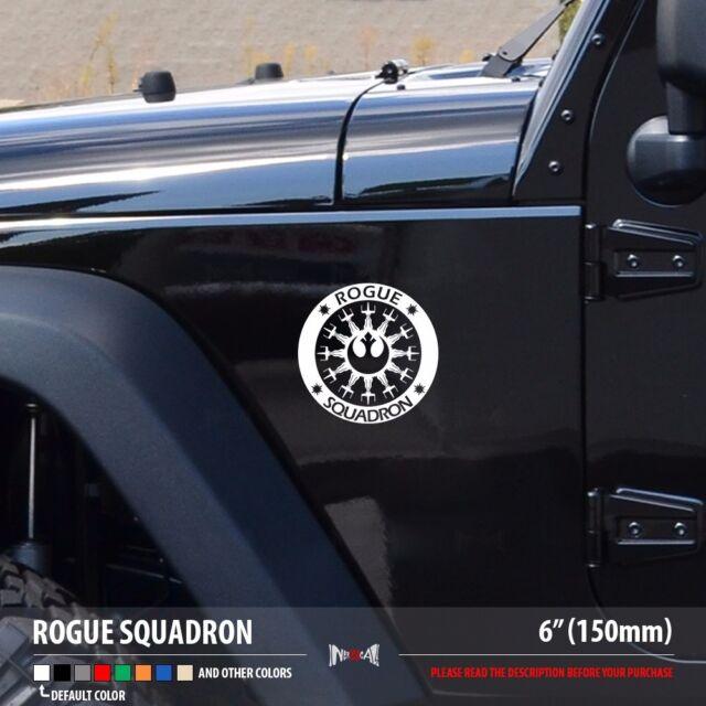 REBEL ALLIANCE Automotive Decal//Bumper Sticker