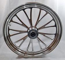 MANHATTAN FRONT BILLET WHEEL 21 X 3.5 HARLEY ROAD KING FLHR FLHRS FLHRC 00-07