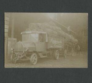 Bad-Wildungen-Germany-1920s-Photo-REINHARDSQUELLE-DAS-NIERENWASSER-Lieferwagen