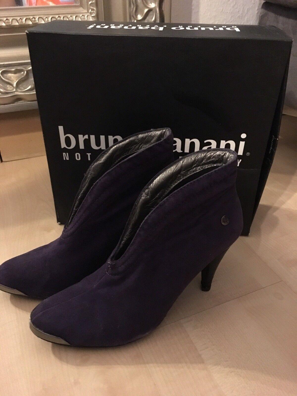 Bruno Banani Damen Stiefeletten, Größe 36