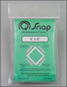 "Q-Snaps 6/""x6/"" Cross Stitch Frame"