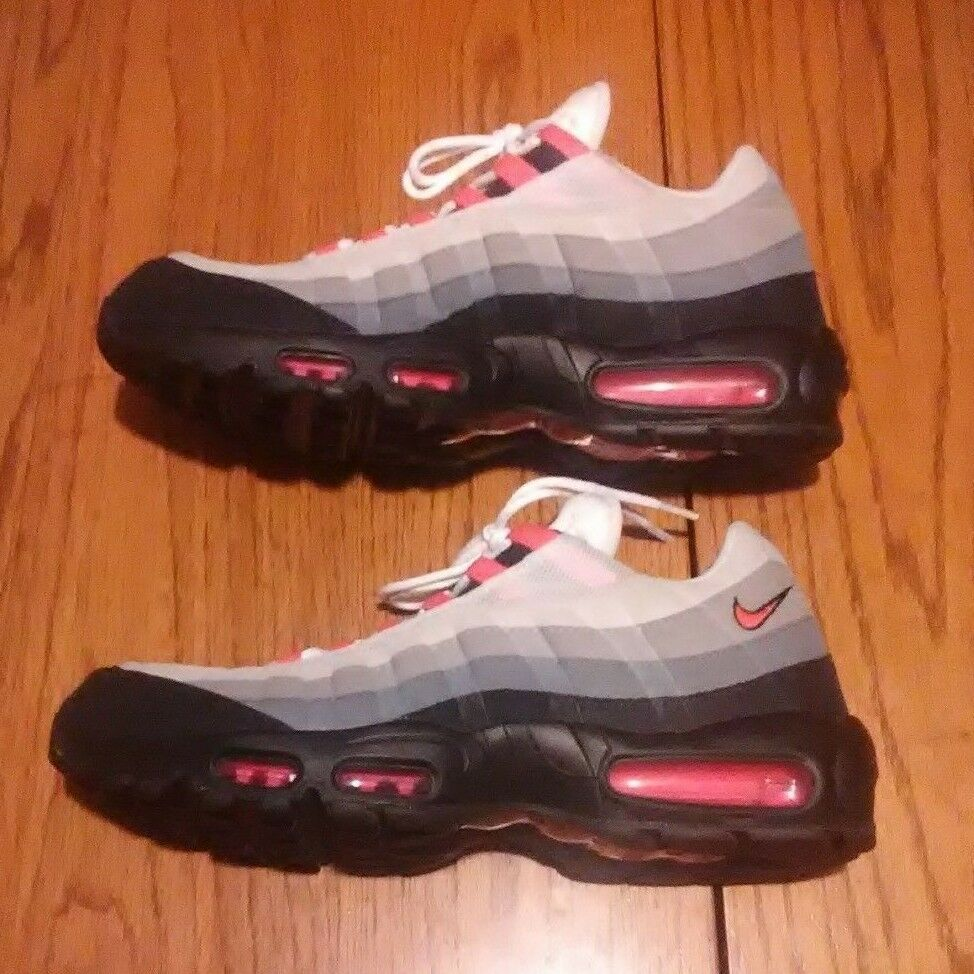 3de010afbd Nike Air Max Solar Red Running shoes Mens Size 12 609048-106 2011 95  nscafy3906-Athletic Shoes