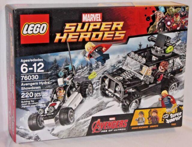 lego avengers age of ultron hydra showdown