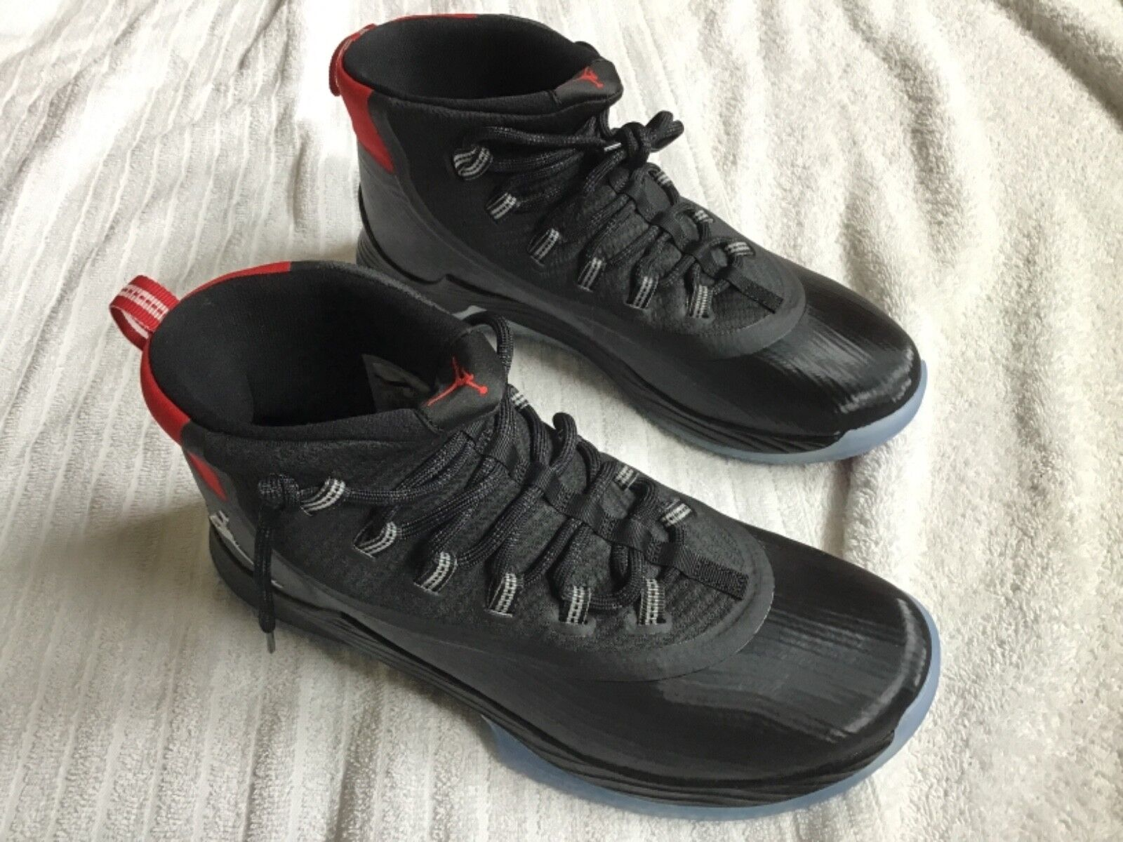 Nike Jordan Men's Ultra Fly 2 Basketball Shoe Black 897998_003 size 11