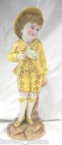 RUDOLSTADT-GERMANY-PORCELAIN-BISQUE-DOLL-WITH-GOLD-GILT