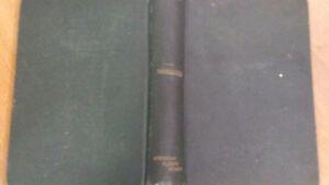 1890-Emerson-039-s-Essays-Vol-II-of-2-1st-EDITION-Ralph-Waldo-Emerson-HC-GC
