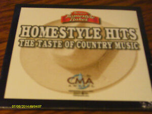 Sealed-Homestyle-Hits-Banquet-Foods-CD-2003-Sara-Evans-Martina-McBride-Lonestar