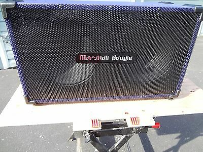 2x12 marshall boogie cabinet celestion vintage 30 wgs 120 watts ebay. Black Bedroom Furniture Sets. Home Design Ideas