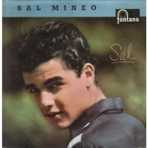 SAL-MINEO-Sal-LP-VINYL-UK-Fontana-14-Track-Mono-Tfl5004-Sleeve-Has-Wear