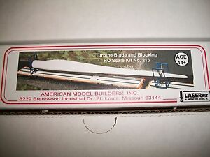 LaserKit-HO-Scale-Wind-Turbine-Blade-amp-Blocking-Kit-216-Bob-The-Train-Guy