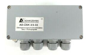 Adamczewski Ad-Üsk 2/2-33 | Surtension Combinaison-chutzkombination Fr-fr Afficher Le Titre D'origine