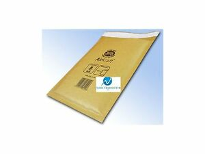 JL4-Gold-Brown-270-x-335mm-Bubble-Padded-JIFFY-AIRKRAFT-Postal-Bag-Envelope