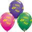 6-x-11-034-Printed-Qualatex-Latex-Balloons-Assorted-Colours-Children-Birthday-Party thumbnail 120