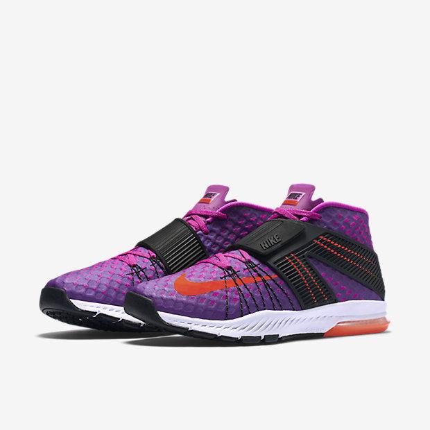 Nuove nike numero 43 zoom zoom 43 treno toranada scarpe da ginnastica 835657 560 violet 1a50f0