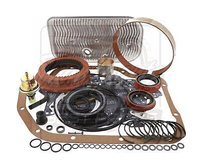 Turbo Th400 400 Alto Red Eagle /& Kolene Master Transmission Rebuild Kit 1965-ON