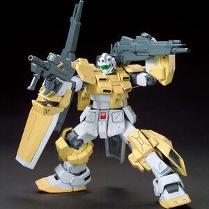 Gundam Build Fighters Hg High Grade 1 144 019 Powered Gm Cardigan