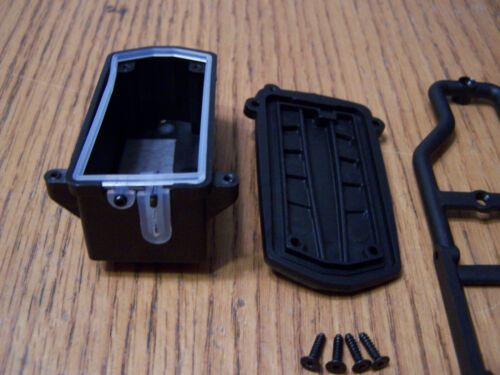 Axial SMT10 Grave Digger Waterproof Receiver Box  Max-D