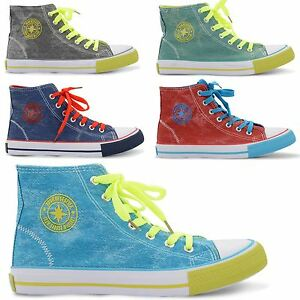 LADIES-WOMENS-GIRLS-FLAT-PLIMSOLLS-PUMPS-CASUAL-LACE-UP-CANVAS-SHOES-TRAINERS