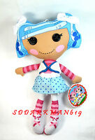 Lalaloopsy Plush Doll - Mittens Fluff 'n' Stuff -13 Plush Rag Doll