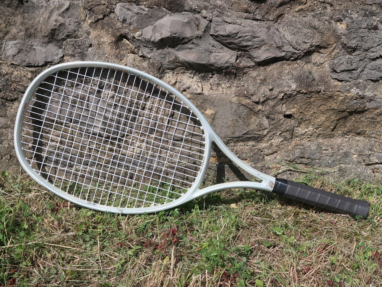 Yonex RQ  420 overTalla XFL 4 1 8 - raqueta de tenis tenis Racket rar Vintage  toma