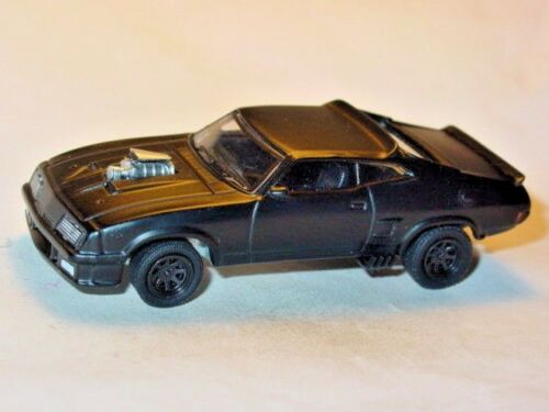 AUSTRALIAN 1973 73 FORD FALCON XB MAD MAX V8 INTERCEPTOR COLLECTIBLE MOVIE CAR