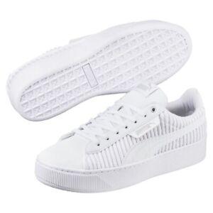 PUMA Vikky Platform L Damen Sneaker SCHUHE 364893 Gr. UK 4 37 ANGEBOT