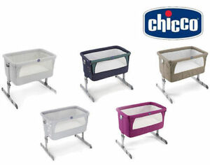 Chicco Next 2 Me Bedside Co-Sleep Sleeping Baby Crib NEW ORIGINAL Fast Delivery