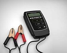CTEK BATTERY ANALYZER 12v Smart Car Battery Tester Test 56-924 Digital Display