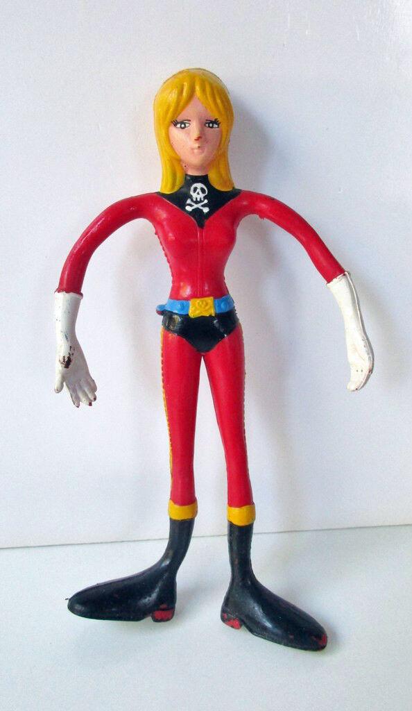 Albator Nausicaa - Figurine Flexible Loose Ceji Ceji Ceji (17x10cm) 781b83