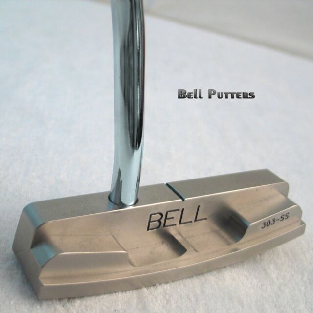sale sells authentic Bell Putters-Offset Golf Putter 330 Left Hand CNC Milled Face ...