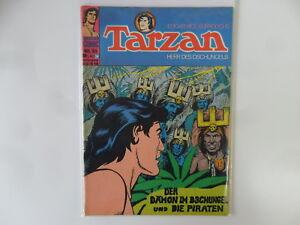 Bsv Verlag-tarzan-nº 165-état: 2-afficher Le Titre D'origine