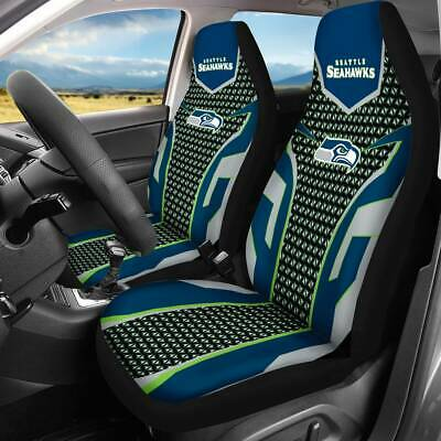 Official Licensed New NFL Seattle Seahawks Car Truck Front Seat Cover