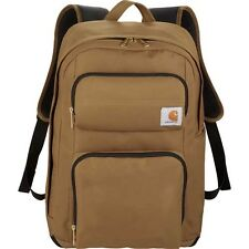 "Carhartt Signature Standard Work 15"" Laptop / MacBook Waterproof Backpack -"