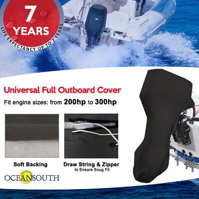Oceansouth Universal Half Outboard Motor Cover