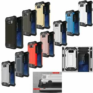 Shockproof-TPU-PC-2-in-1-Hybrid-Slim-Armor-Hard-Case-Cover-For-Samsung-Galaxy